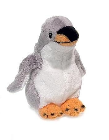 Amazon Com Wwf Penguin Plush Toy Super Soft 6 Stuffed Animal