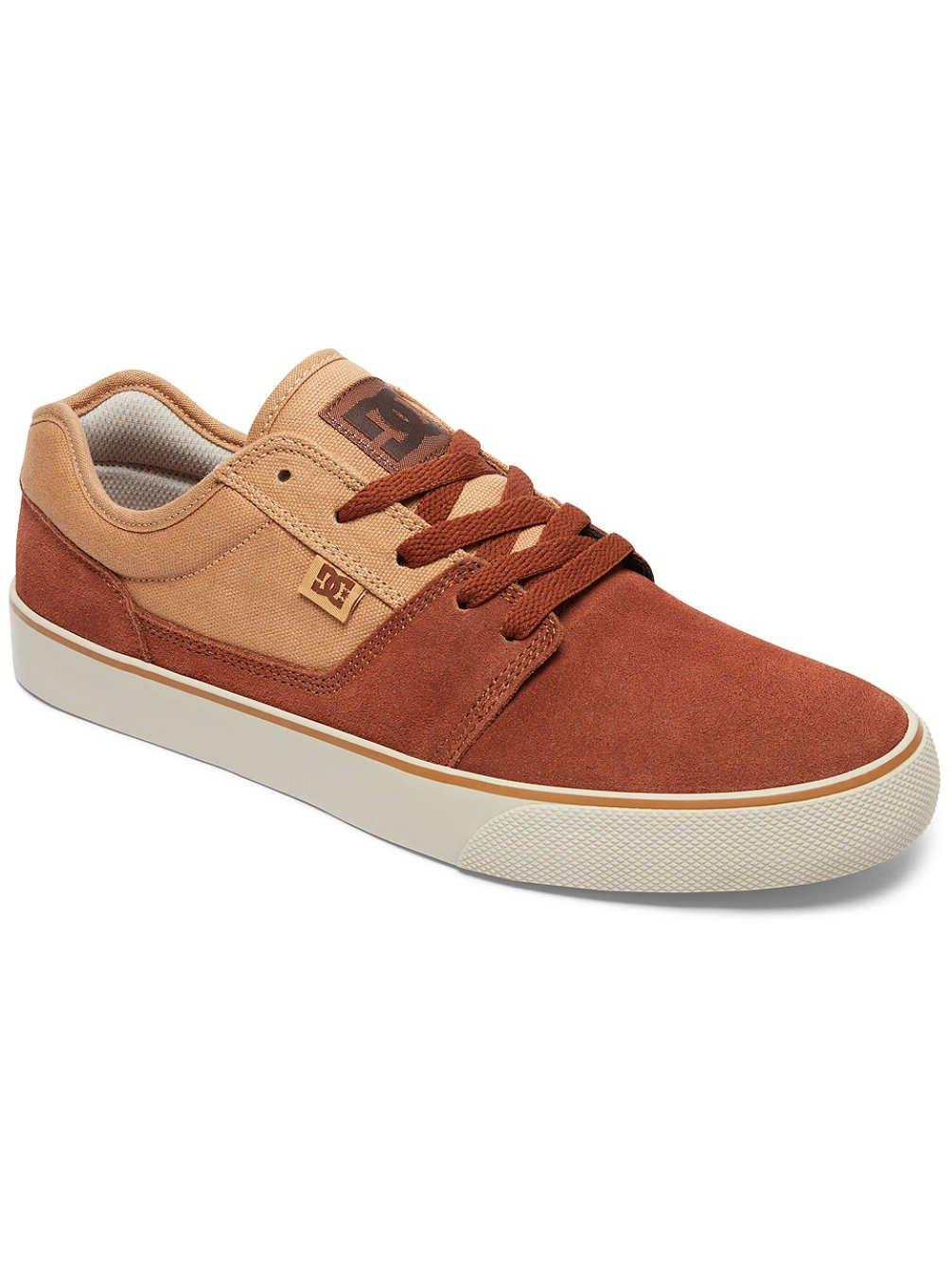 DC TONIK Unisex-Erwachsene Sneakers  10.5|Tobacco
