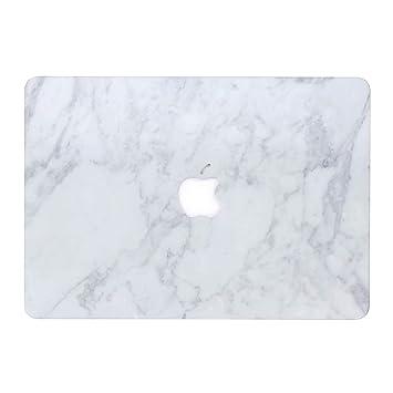 AQYLQ Funda Dura para MacBook Air 13 Pulgadas (A1369 / A1466), Ultra Delgado Carcasa Rígida Protector de Plástico Acabado Mate Cubierta, DLB mármol ...