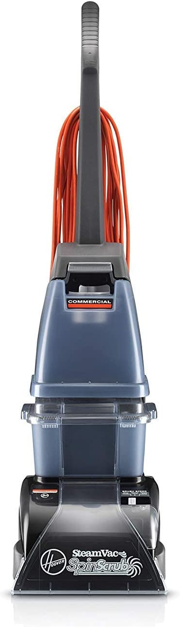 Hoover Commercial C3820 Spotter and Carpet Cleaner with 3 Brush Roll Speeds (Pack of 1)