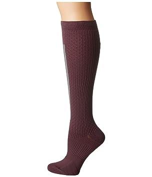 Nike W Nk ELT Hi OTC Calcetines, Mujer, Morado (Purple Shade/Bleached