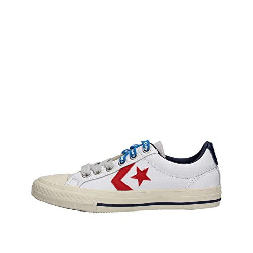 f05cc0fdfabf96 Converse Unisex Kids  Lifestyle Star Player Ev Ox Low-Top Sneakers ...