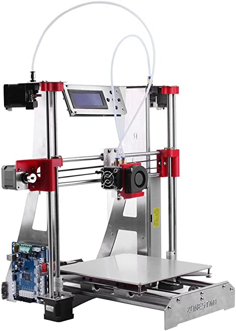 zona Star p802qr2 Prusa I3 metal FDM Impresora 3d DIY Kit Dual ...