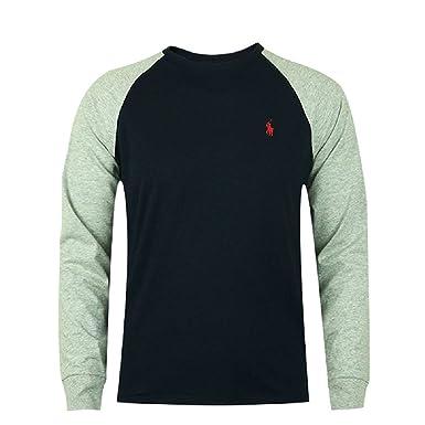 d143d7ca13eb Polo Ralph Lauren 710693641001 T-Shirt Homme Bleu M  Amazon.fr  Vêtements  et accessoires