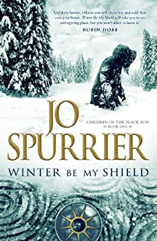 Winter Be My Shield by Jo Spurrier fantasy book reviews
