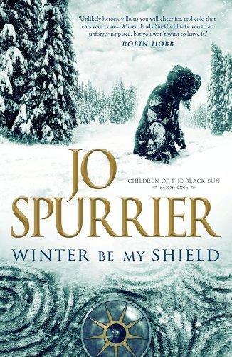 Around Wrap Maxim - Winter Be My Shield (Children of the Black Sun Book 1)