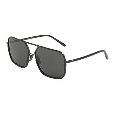Dolce   Gabbana 0DG2193J 110687 59, Montures de Lunettes Homme, Noir (Matte  Black 5a0c49754bdd