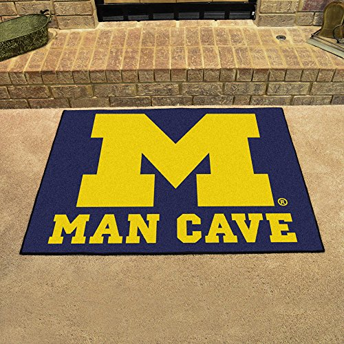 - University of Michigan Man Cave All-Star 34