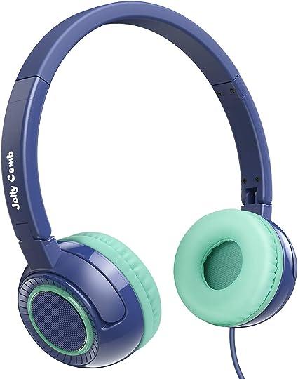 Ear-cup Over-the-head Jvc Has160a Headphone Binaural Stereo Blue Wired