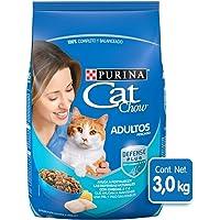 Purina Cat Chow Comida para Gato Adulto Pescado 3Kg