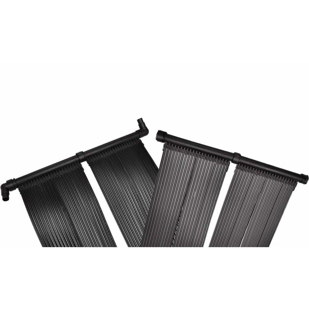vidaXL Poolheizung 620x75cm Pool Solarheizung Solarabsorber Solarmatte 12447