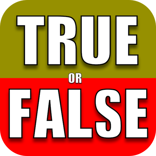 True or False Challenge - Funny Science Quiz Trivia Game App for Kids and Adults
