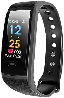 Babysbreath17 CK17S Bluetooth 4.0 Impermeabile Intelligente Fitness Tracker Polsino del Braccialetto della Pressione sanguigna monitoraggio della frequenza cardiaca amzbreath59456