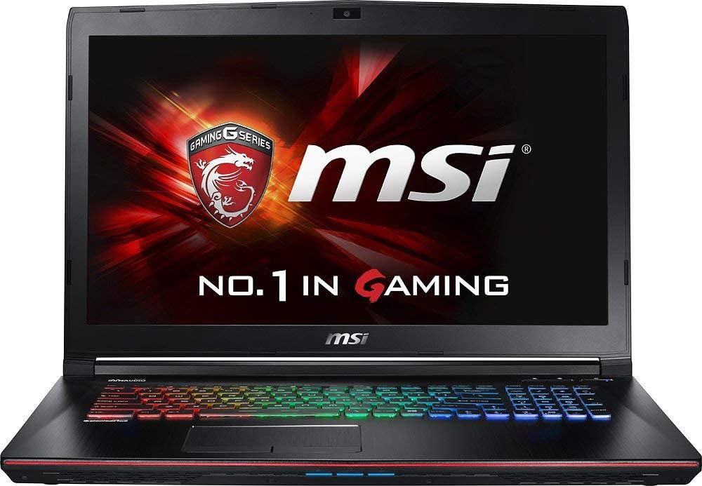 MSI GE72VR APACHE PRO-416 - 17.3in - i7-7700HQ - Nvidia GTX 1060 - 16GB - 1TB HDD+128GB SSD (Renewed)