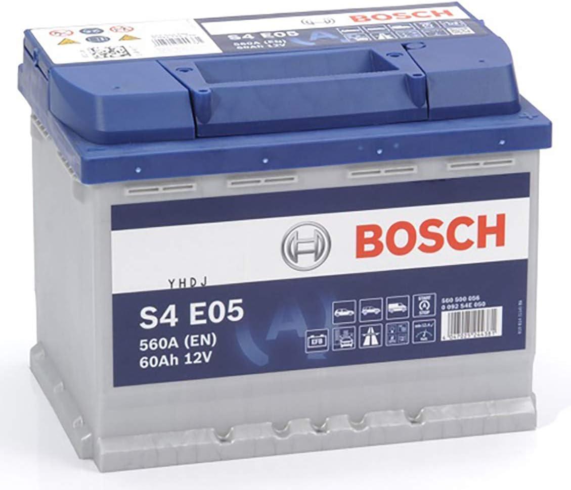 Bosch S4E05 Batería de automóvil 60A/h-640A
