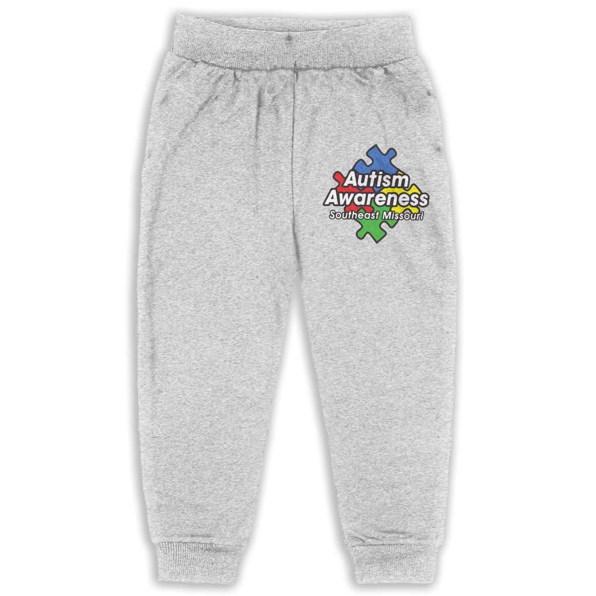 Soft Cozy Baby Boy Jogger Play Pant Udyi/&Jln-97 Autism Awareness Kids /& Toddler Sweatpants