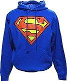 【DCコミックオフィシャル】スーパーマン・メンズ・スウェットパーカー