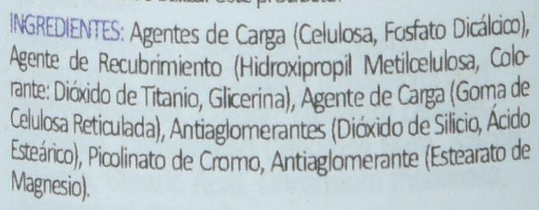 Lamberts Cromo GTF 200µg - 100 Tabletas: Amazon.es: Salud y cuidado personal