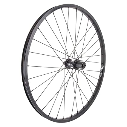 "19 Qr Rr 26In Wheel Master 26/"" Alloy Mountain Double Wall Wheels Blk"