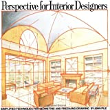img - for Perspective for Interior Designers by John Pile (1989-09-28) book / textbook / text book