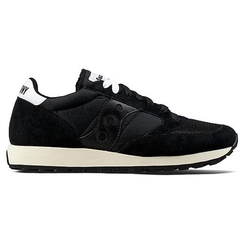 wholesale dealer 7d78d 05893 Saucony 35th Anniversary Jazz Originals Premium Mens Sneakers, Black