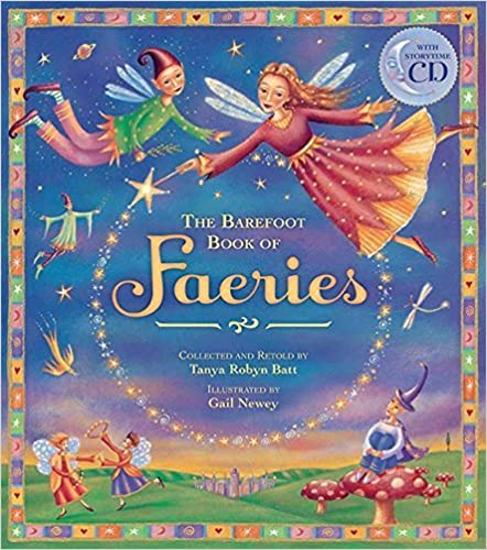 Book Barefoot Book of Faeries by Tanya Robyn Batt (2015-09-30)