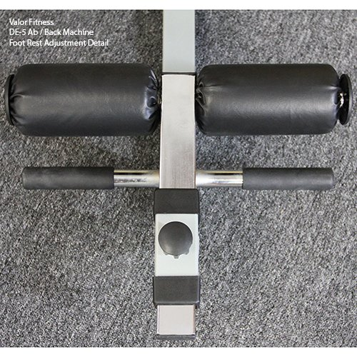 Valor Fitness DE-5 Plate Loaded Ab / Back Machine to Strengthen Lower Back and Core by Valor Fitness (Image #6)