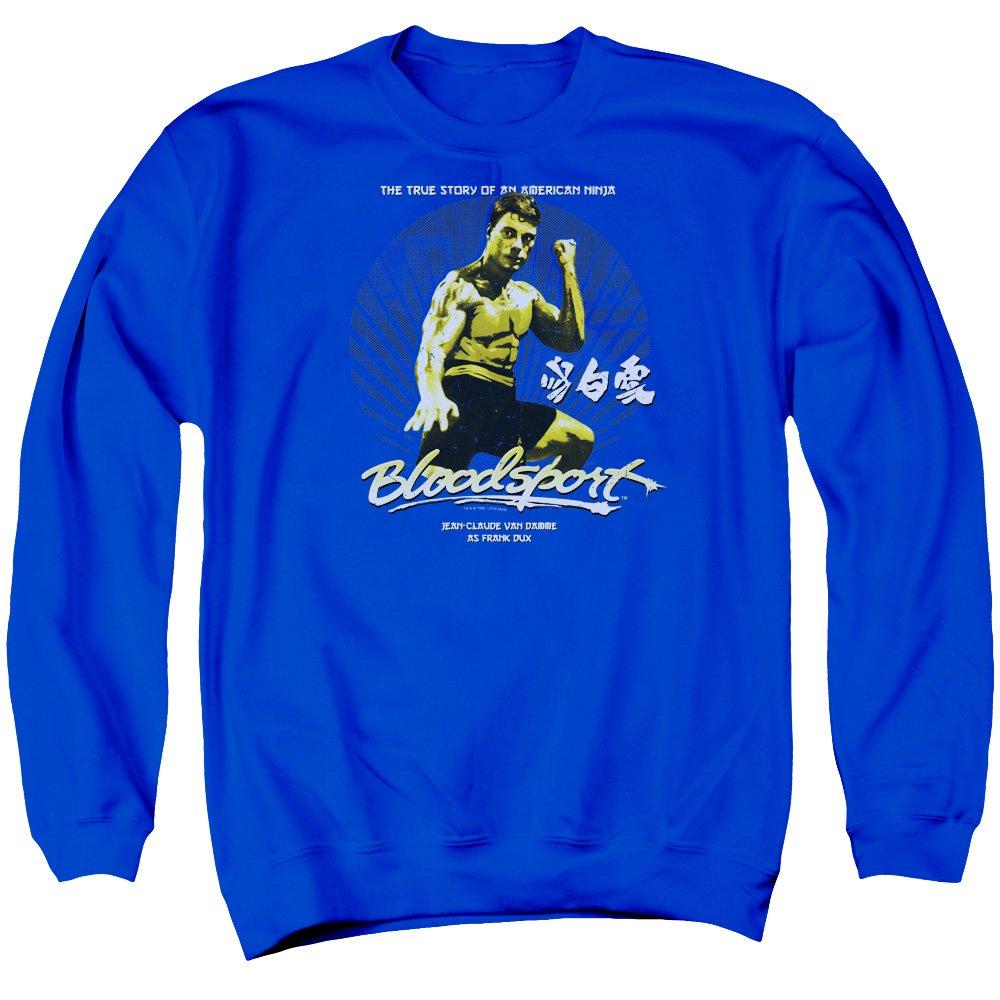 Bloodsport Mens American Ninja Sweater