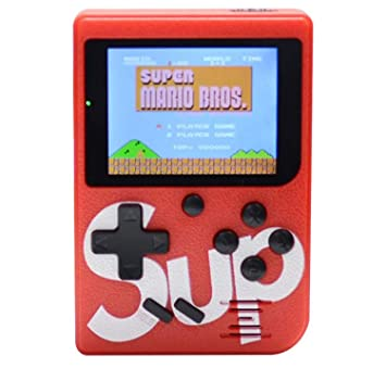 Rampotox SUP 400 in 1 Games Retro Game Box Console Handheld Game Pad