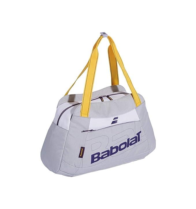 Babolat Bolsa FIT Padel Gris Amarillo Mujer: Amazon.es ...