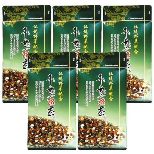 千草28茶 200g×5個 B003X2F7UK