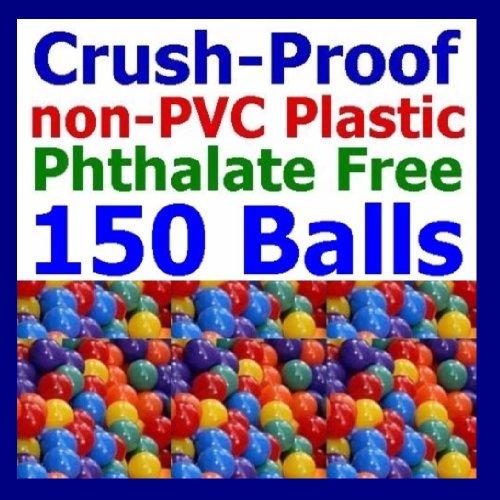 150 Large Crush Proof Ball Balls product image