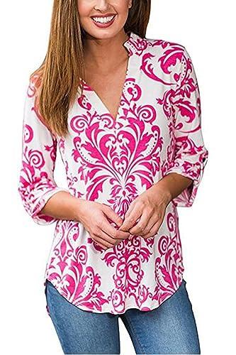 Ibelive - Camisas - Floral - para mujer