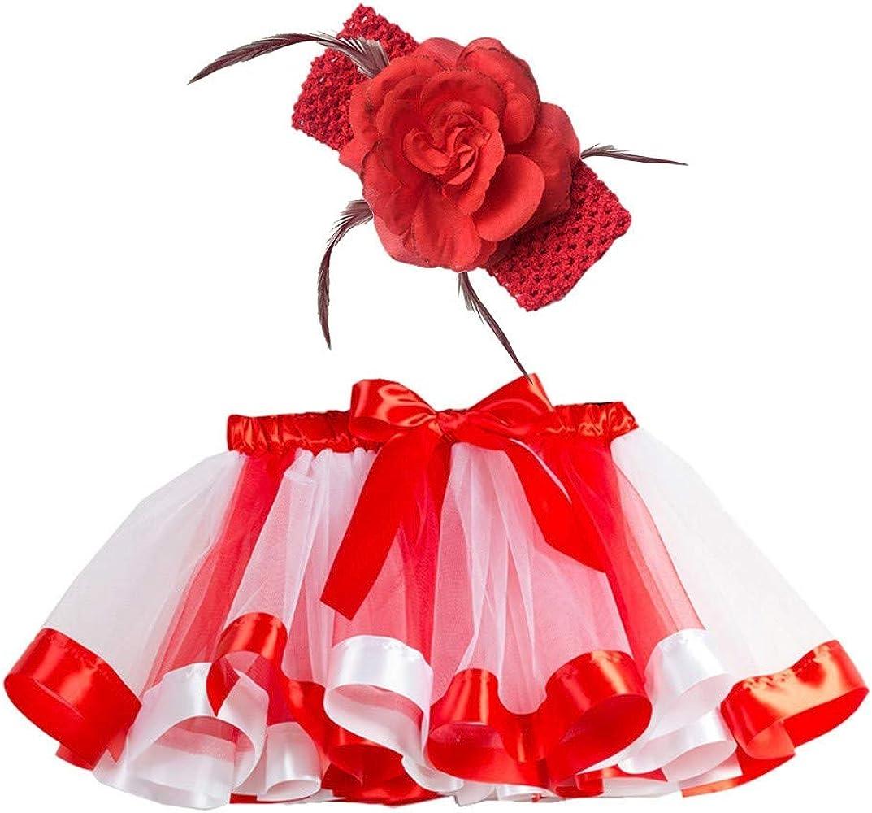 ZHMEI Falda Tutu | Niñas Niños Tutu Party Dance Ballet Falda de ...