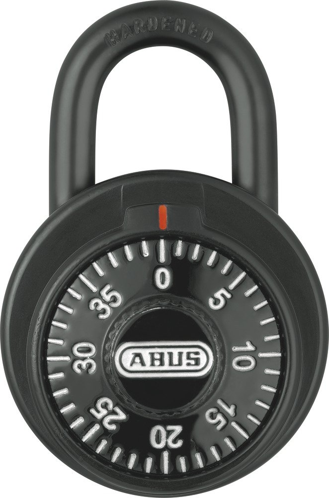 Abus 78KC/50_KC_507 - Candado combinación 50mm con control de llave blister 47670
