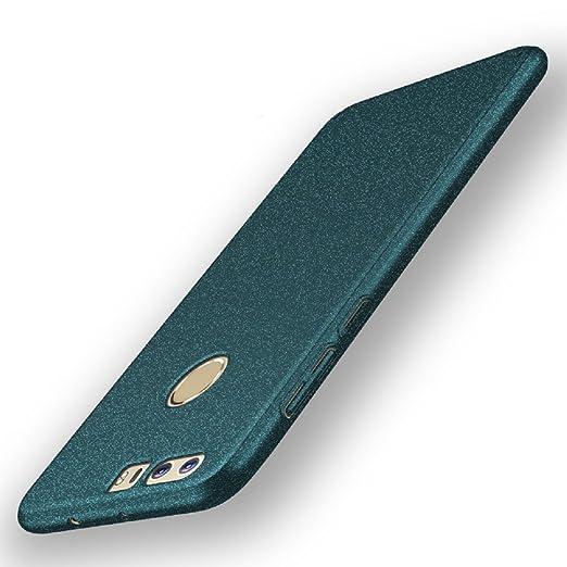 38 opinioni per Bllosem Huawei Honor 8 Nuovo Alta qualità Ultra magro Roccia sabbia Exquisite