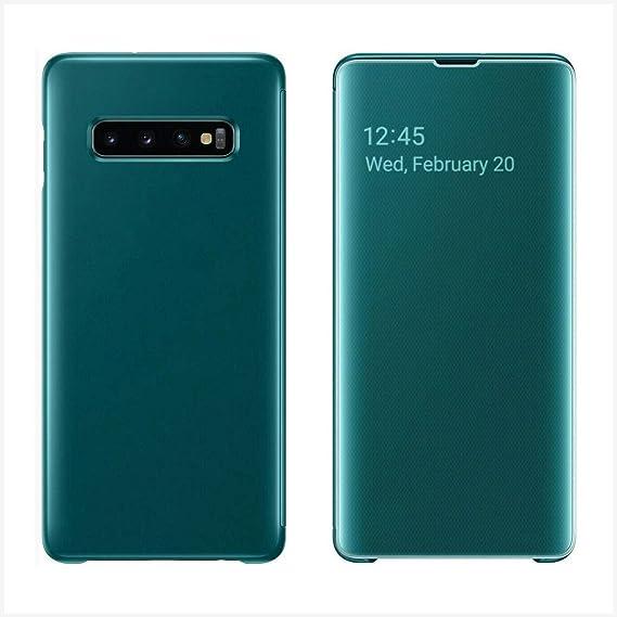 Arrivly Clear View Cover für Samsung Galaxy S10: Amazon.de