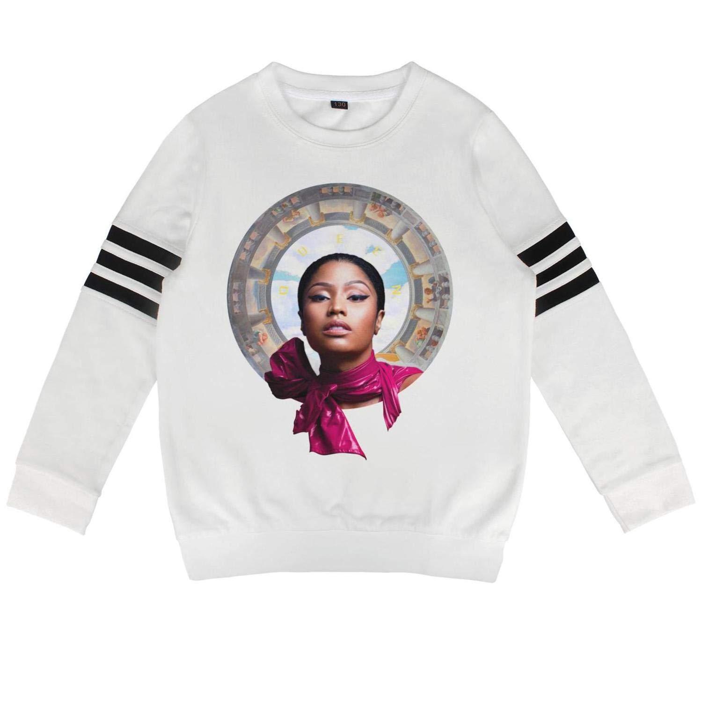 Sweater Long Sleeve Kids Outfit Children Nicki-Minaj-Marilyn-Monroe