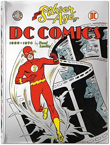 Age Comic Book (The Silver Age of DC Comics)