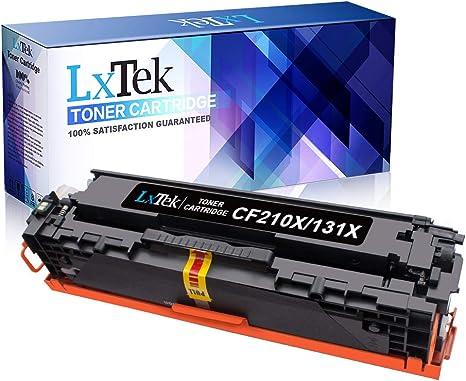 2 High Black CF210X Toner Cartridge For HP Laserjet Pro 200 MFP M251nw M276 nw