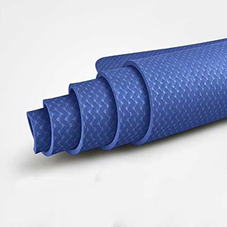 QFFL Estera de Yoga/Slip Plus Thick tapete de Yoga/Outdoor ...