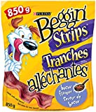 Purina® Beggin' Strips® Bacon Flavour Dog Snacks 850g Pouch