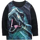 Frogwill Boys Dinosaur T Shirt 2-10 Years