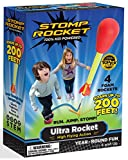 The Original Stomp Rocket Ultra, 4 Rockets
