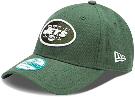 New Era NFL NEW YORK JETS The League 9FORTY Game Cap: Amazon.es ...