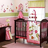 Once Upon a Pond 6 Piece Baby Crib Bedding Set by Cocalo, Baby & Kids Zone