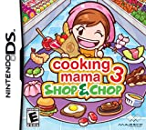 cooking games for k - Cooking Mama 3: Shop & Chop - Nintendo DS