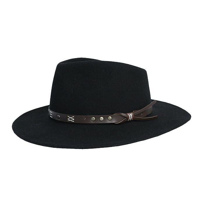Sombrero Fieltro Emerald Ranger by Scippis sombrero de fieltro de  lanasombrero de vaquero sombrero de fieltro de lana  Amazon.es  Ropa y  accesorios ec7c5ae5cc8e