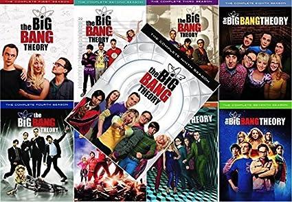 Amazon com: Big Bang Theory - Complete Collection, DVD