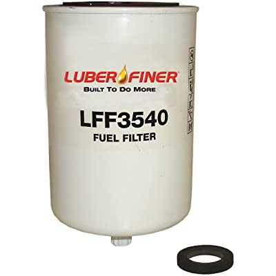 Luber-finer LFF3540 Heavy Duty Fuel Filter: Automotive